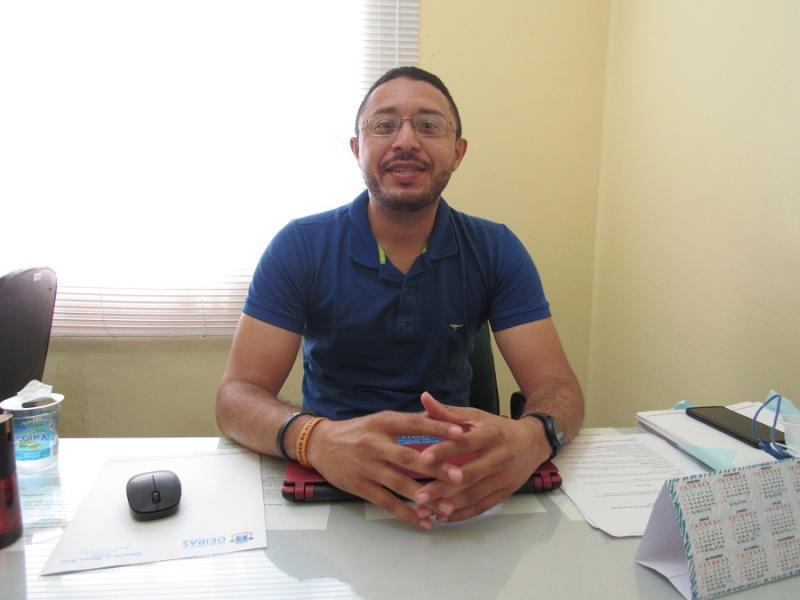 Vereador Wanderley Rocha fala sobre sua atuação na Câmara Municipal de Oeiras