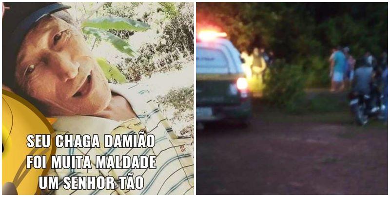Idoso é achado morto com marcas de tiros em matagal no Norte do Piauí