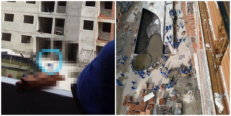 Técnico em refrigeração morre após cair do 8º andar de prédio em Teresina
