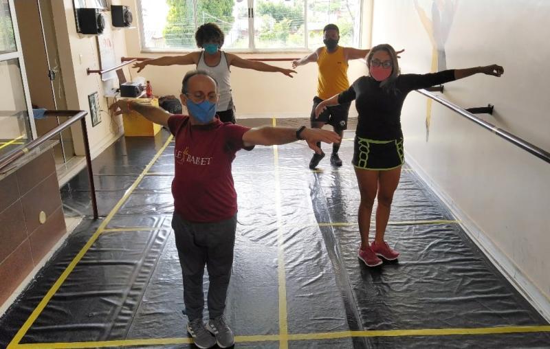 Professores de dança recebem capacitação para aulas na Casa da Cultura