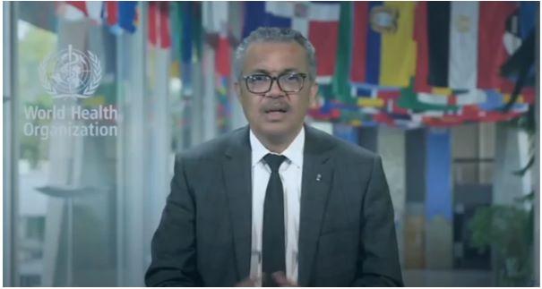 Diretor da OMS manda recado em vídeo aos prefeitos do Brasil; Veja o vídeo