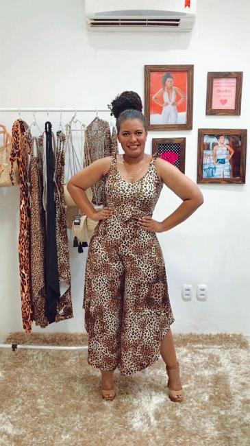 Empreendedora e produtora de moda Vanessa Vasconcelos cria projeto Fashion Fitness