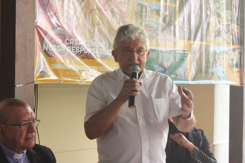 Padre Tony Batista é internado em hospital de Teresina para tratamento da Covid-19