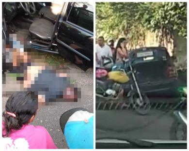 Vendedor da Ceasa morre em acidente após tentar fugir de bandidos em Teresina
