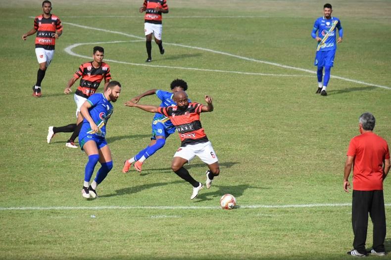 Altos faz jogo apático e é goleado por 4 a 0 pelo Flamengo-PI