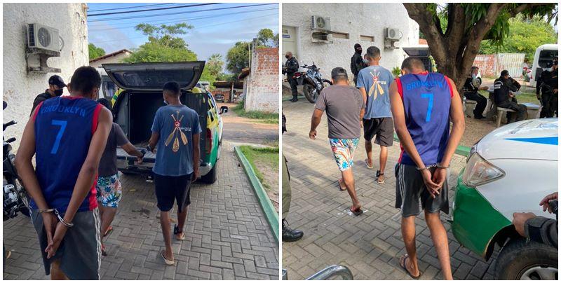 Polícia deflagra 'Operação Trabalhador' e prende seis pessoas em Teresina