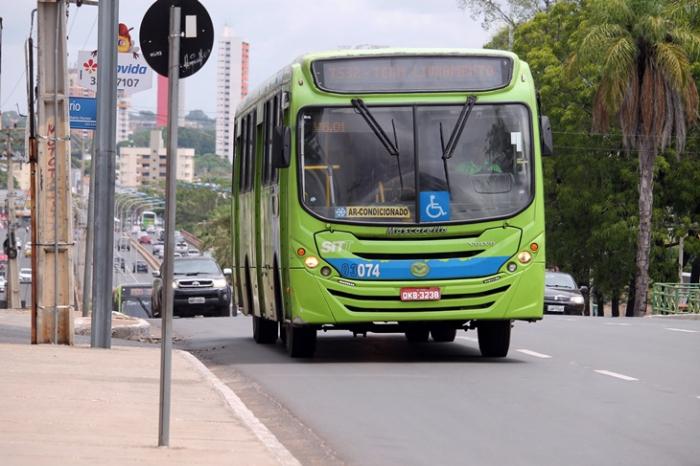 Empresas de ônibus param de rodar em Teresina a partir de maio