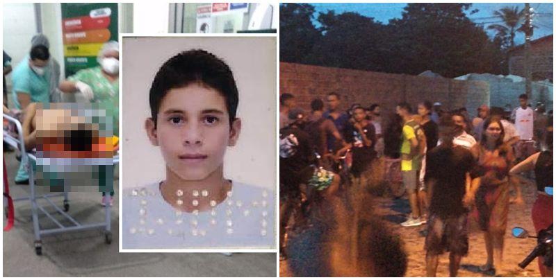 Jovem é morto a tiros no bairro São Vicente de Paula, em Parnaíba