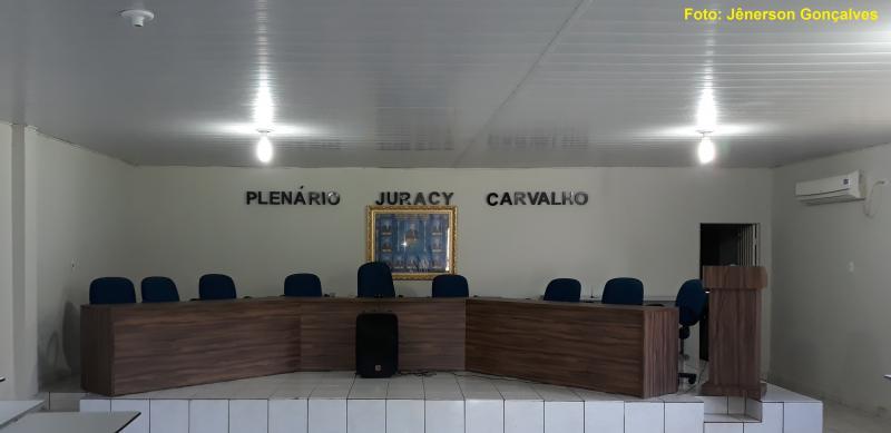 Plenário da Câmara ganha novo