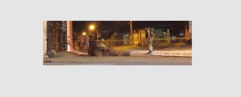 Ex-detento é morto com tiros na cabeça na porta de casa em Teresina; 9º homicídio esta semana