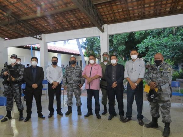 1º Seminário sobre Violência do Sul do Piauí é realizado em Colônia do Gurgueia