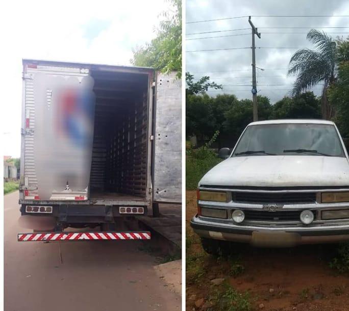 Dois veículos são recuperados no fim de semana em Picos