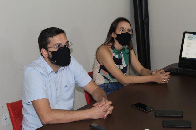 Secretaria de Saúde de Picos lança site de cadastramento para vacinação contra a Covid-19