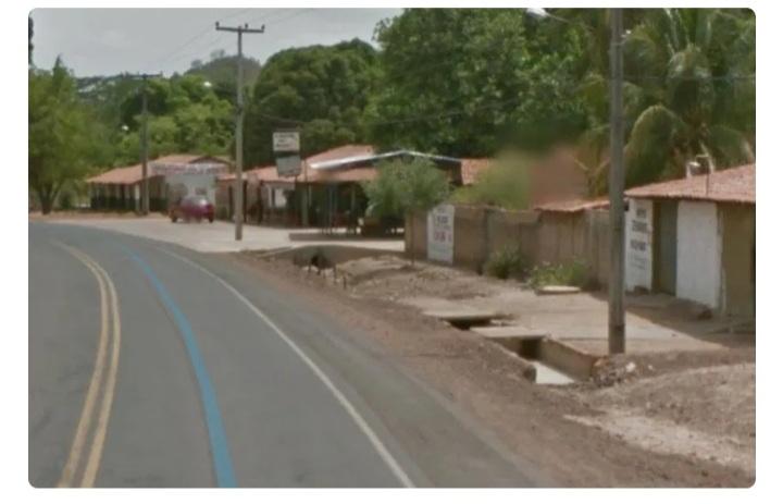 Bandidos invadem casa e coloca família em refém  no povoado Divinópolis