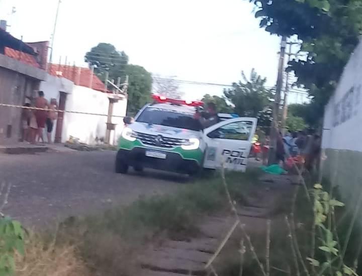 Carroceiro é morto com cinco tiros na zona Norte de Teresina
