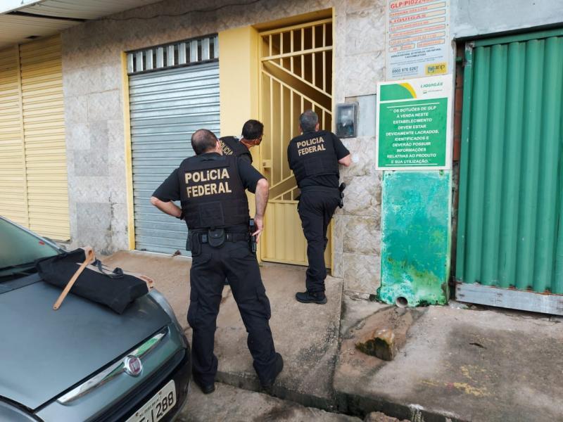 Foto: Divulgação / PF