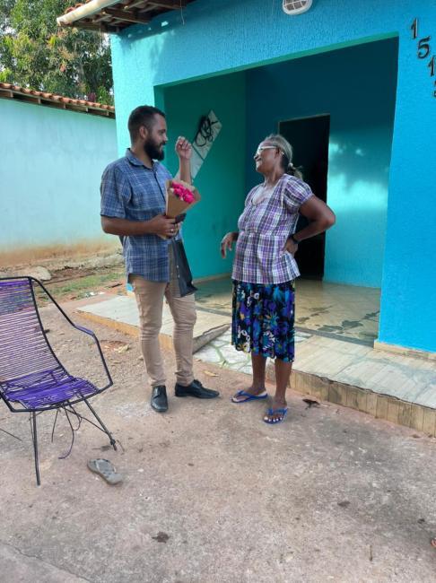"""Projeto """"Mães que inspiram"""" presenteou sete mães do município de Eliseu Martins"""