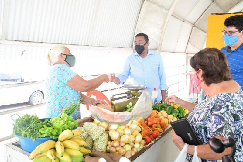 Prefeitura promove Feira da Agricultura Familiar em Floriano