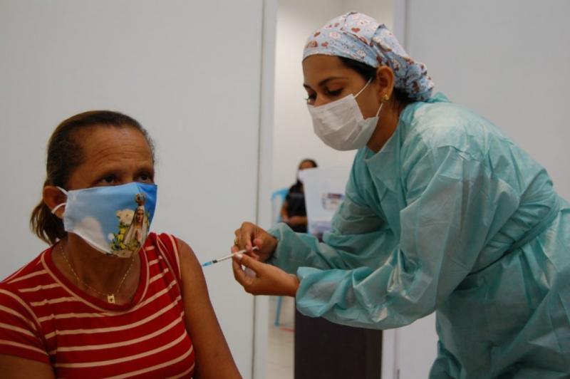 Covid: FMS amplia vacinação para pessoas a partir de 40 anos com comorbidades em Teresina