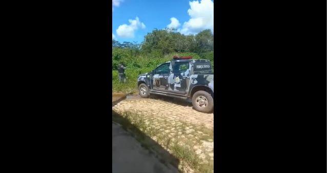 Bandido é morto pela PM após assaltar casa de empresário no Piauí