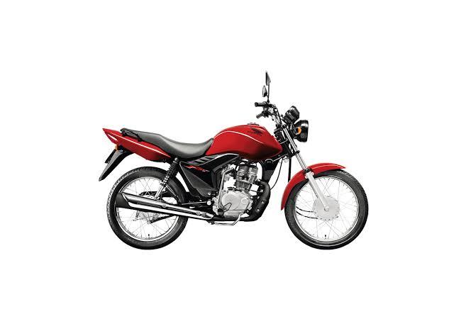 Casal tem moto tomada de assalto em São João do Arraial