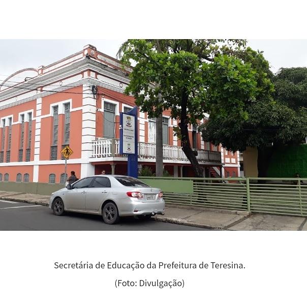 Prefeitura de Teresina publica edital de processo seletivo para professor