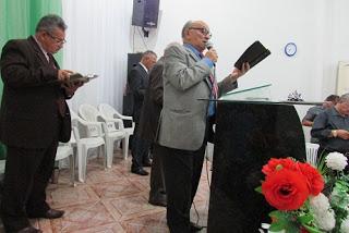 Pastor Adonias manda mensagem de solidariedade à Assembleia de Deus