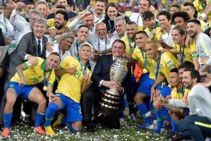 Atletas da Seleção Brasileira não querem jogar Copa América