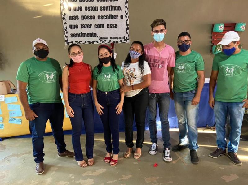 Prefeitura Municipal de Santa Luz da total apoio no I Encontro da REJUDES, realizado pela  ASSCAD