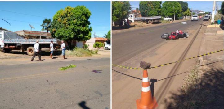 Acidente deixa pai morto e filho gravemente ferido no Sul do Piauí