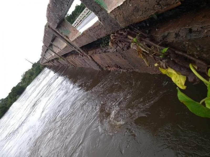 Tragédia anunciada: população solicita interdição de ponte em Barras