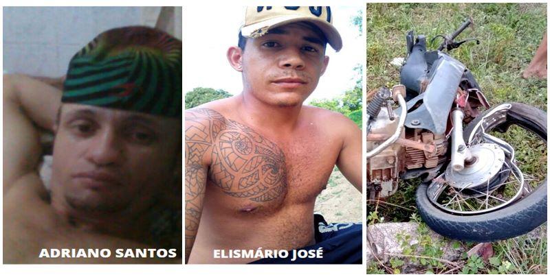 Colisão entre carro e motocicleta deixa duas pessoas mortas em cidade do Piauí