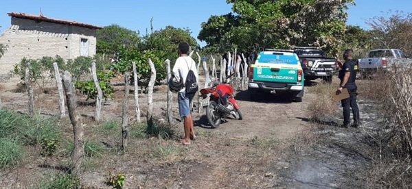 Dependente químico é assassinado com cinco tiros em Timon (MA)