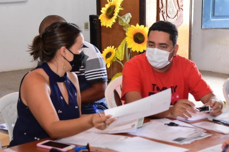 Tem início o recadastramento dos servidores municipais de Floriano