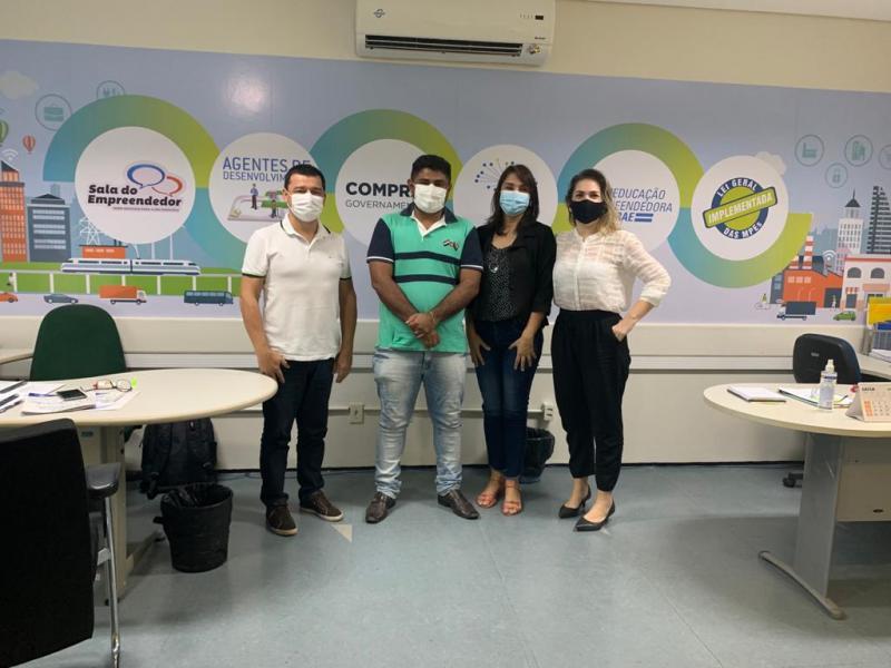 Sala do Empreendedor Individual consegue 3 cursos para o município de Santa Luz