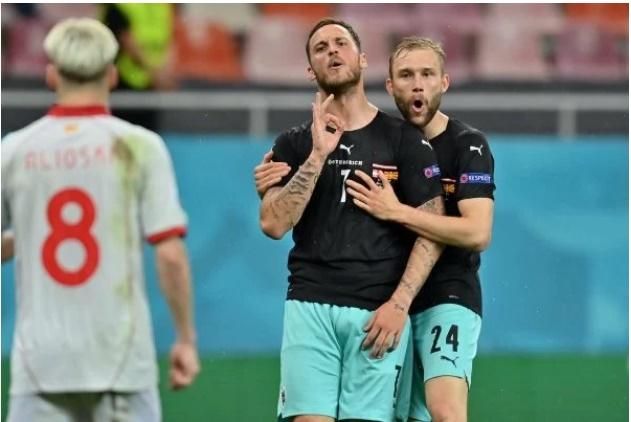 Uefa investiga acusação de racismo em Áustria x Macedônia, na Eurocopa