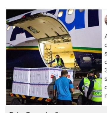 Wellington Dias confirma a chegada de mais 57 mil vacinas contra Covid-19