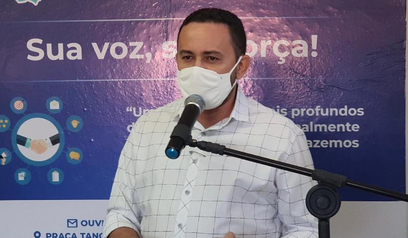 Prefeito Gilson Nunes de Lagoa do Barro inaugura a ouvidoria municipal para ouvir o cidadão