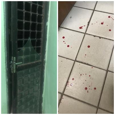 Vigia é baleado após bandidos tentarem invadir fórum em Demerval Lobão