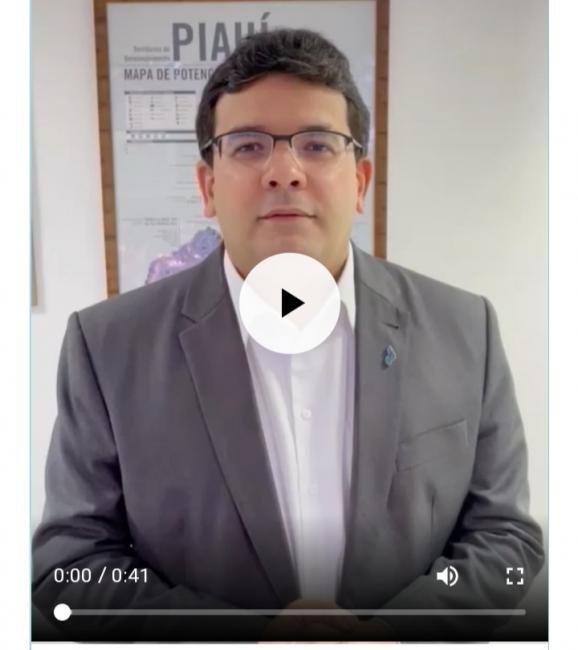 Rafaell Fontelles anuncia autorização para empréstimo de R$ 800 milhões com o BB