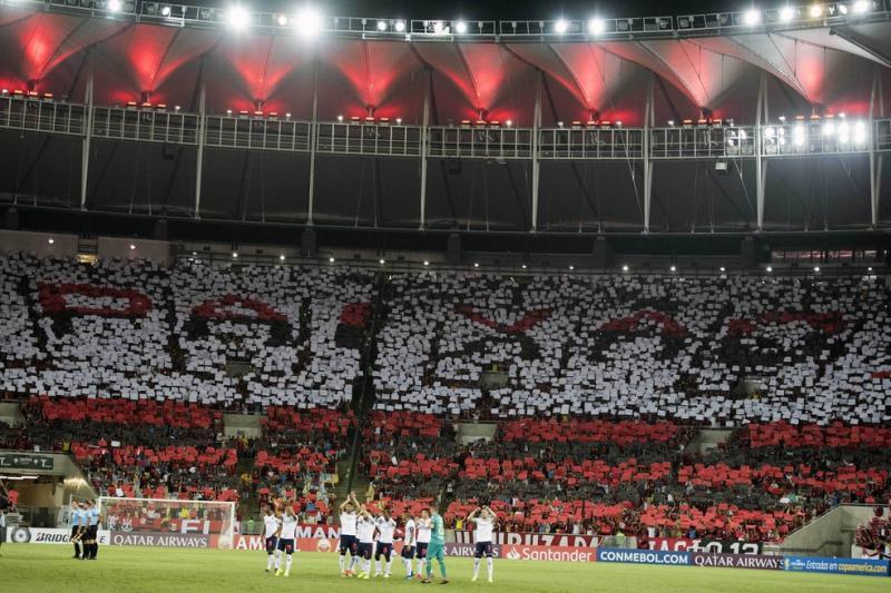 Jogo do Flamengo na Libertadores será realizado com torcida em Brasília