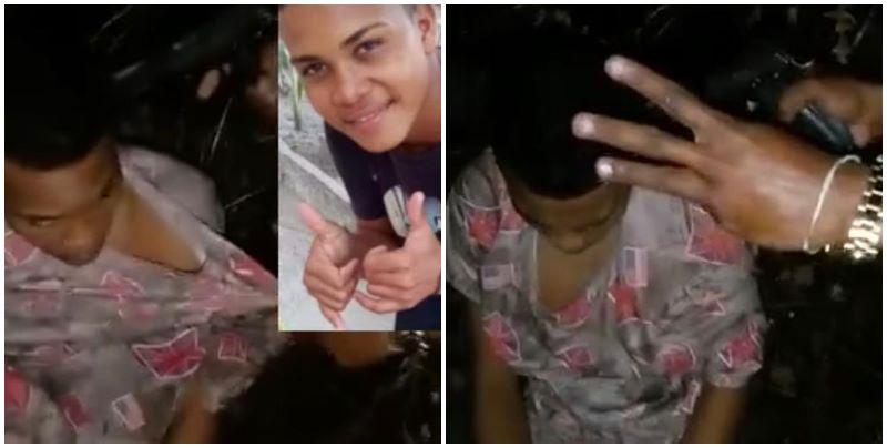 Vídeo mostra jovem sendo executado a tiros por integrante de facção em Timon; Cenas fortes!