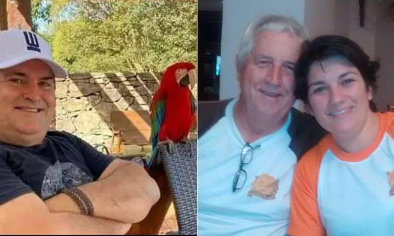 Ex-prefeito, esposa e motorista morrem em acidente na BR-040
