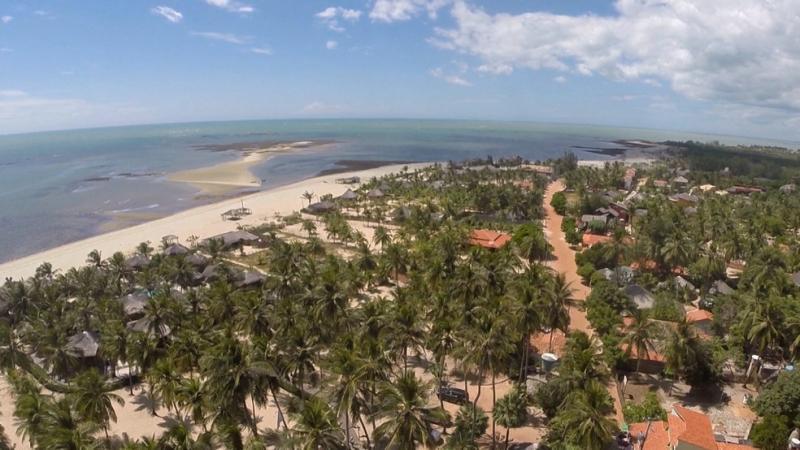 Prefeitura proíbe entrada de ônibus de excursão e restringe eventos na Praia de Barra Grande