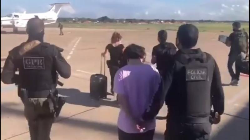 Jovem é preso em Teresina suspeito de se passar por menina para conseguir fotos de crianças nuas