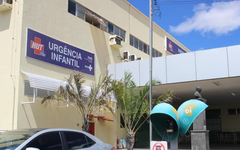 Criança indígena morre após um mês internada no Hospital de Urgência de Teresina