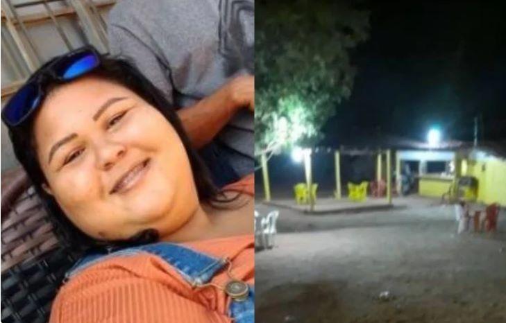Proprietária de bar é executada a tiros em frente à rodoviária no Piauí