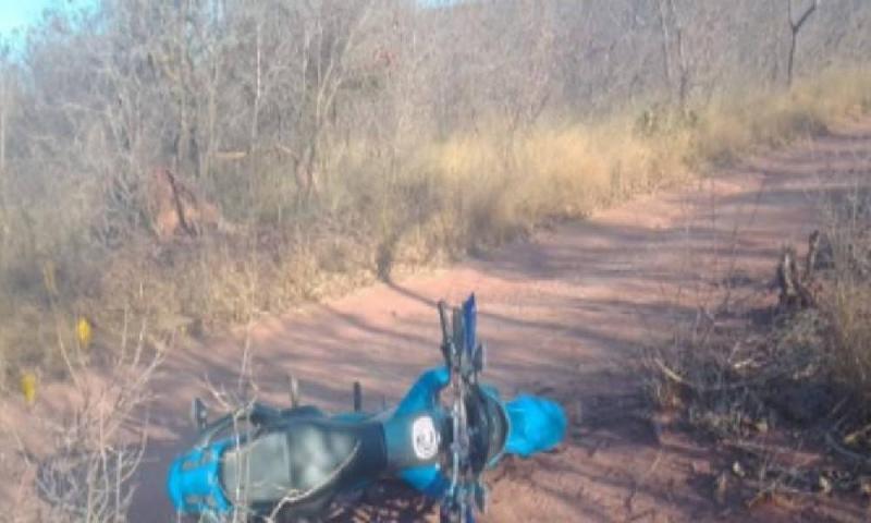 Mototaxista é morto a tiro próximo Anel viário em Bom Jesus