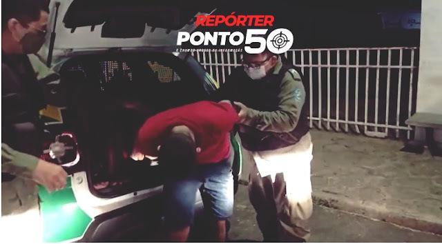 Bandidos invadem cabaré e assaltam clientes e garotas de programa em Teresina