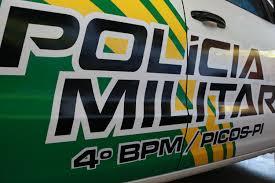 Polícia Militar apreende arma de fogo e munições intactas em Picos